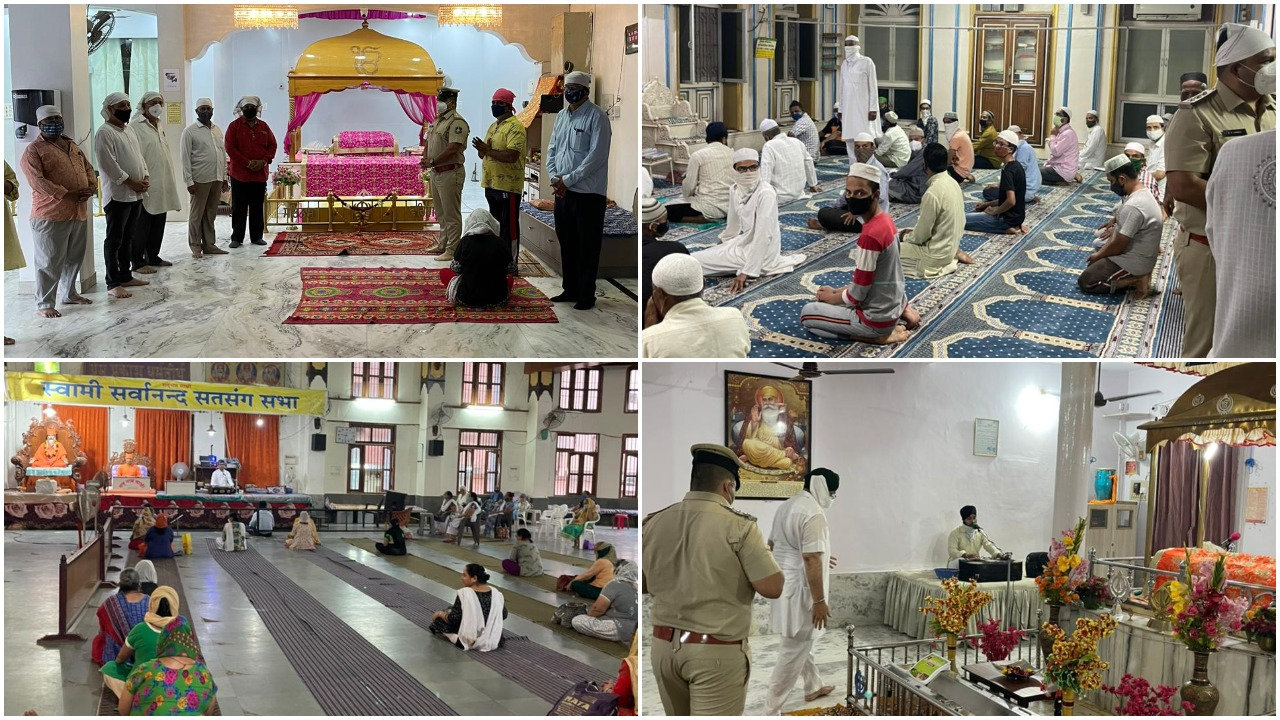 Vadodara police request everyone to celebrate upcoming festivals with simplicity and safely