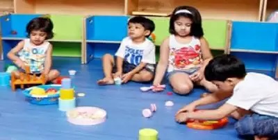 Child Care Centers Launched in Vadodara District to Provide Cooperation, Warmth and Safety to Children of Covid Positive Parents