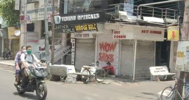 Vadodara Traders Association demands not the extend the lockdown