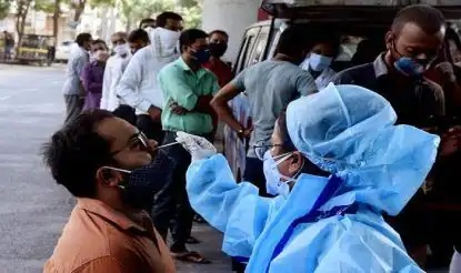 Covid 19 cases reached 53400 in Vadodara after 954 new cases on Monday