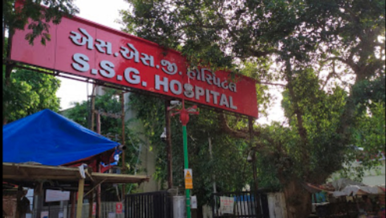 Parents abscond after abandoned newborn in Corona positive ward in SSG Vadodara