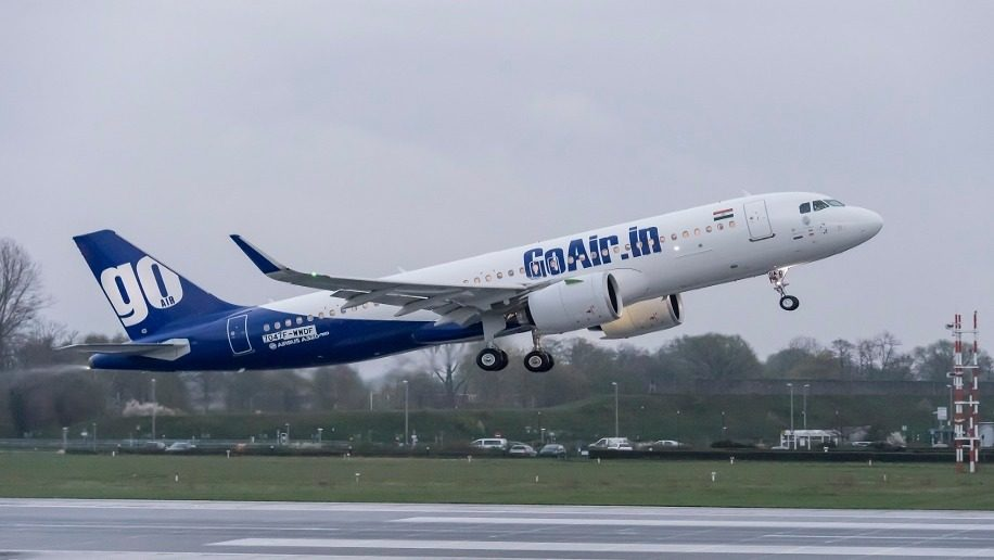 GoAirRecords high operational performance in April 2021 among domestic airlines