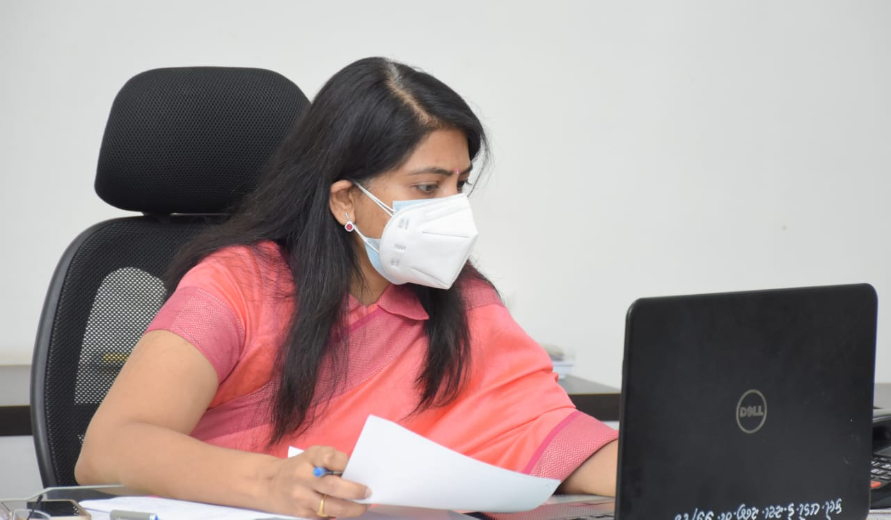 Vadodara Collector Shalini Agarwal cautioned administrators of private hospitals in city district amid cyclone situation