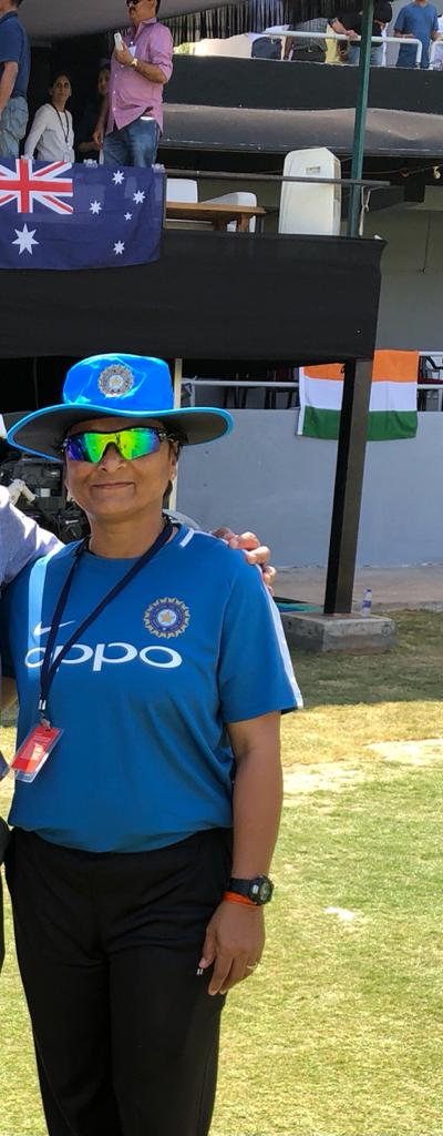Rajkuvardevi Gaekwad selected as manager for Indian Women's Cricket Team for England Tour