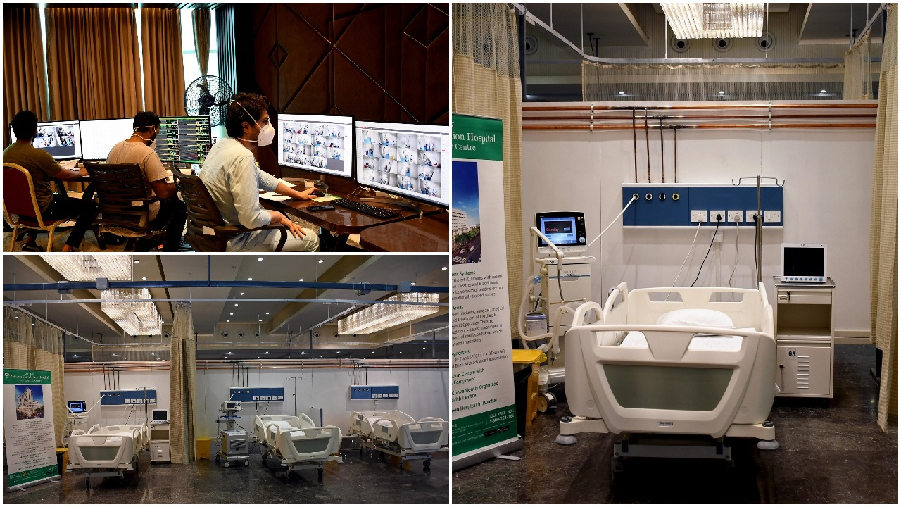 Sir H N Reliance Foundation Hospital enhances Paediatric and Adult Critical Care Units for COVID-19 treatment